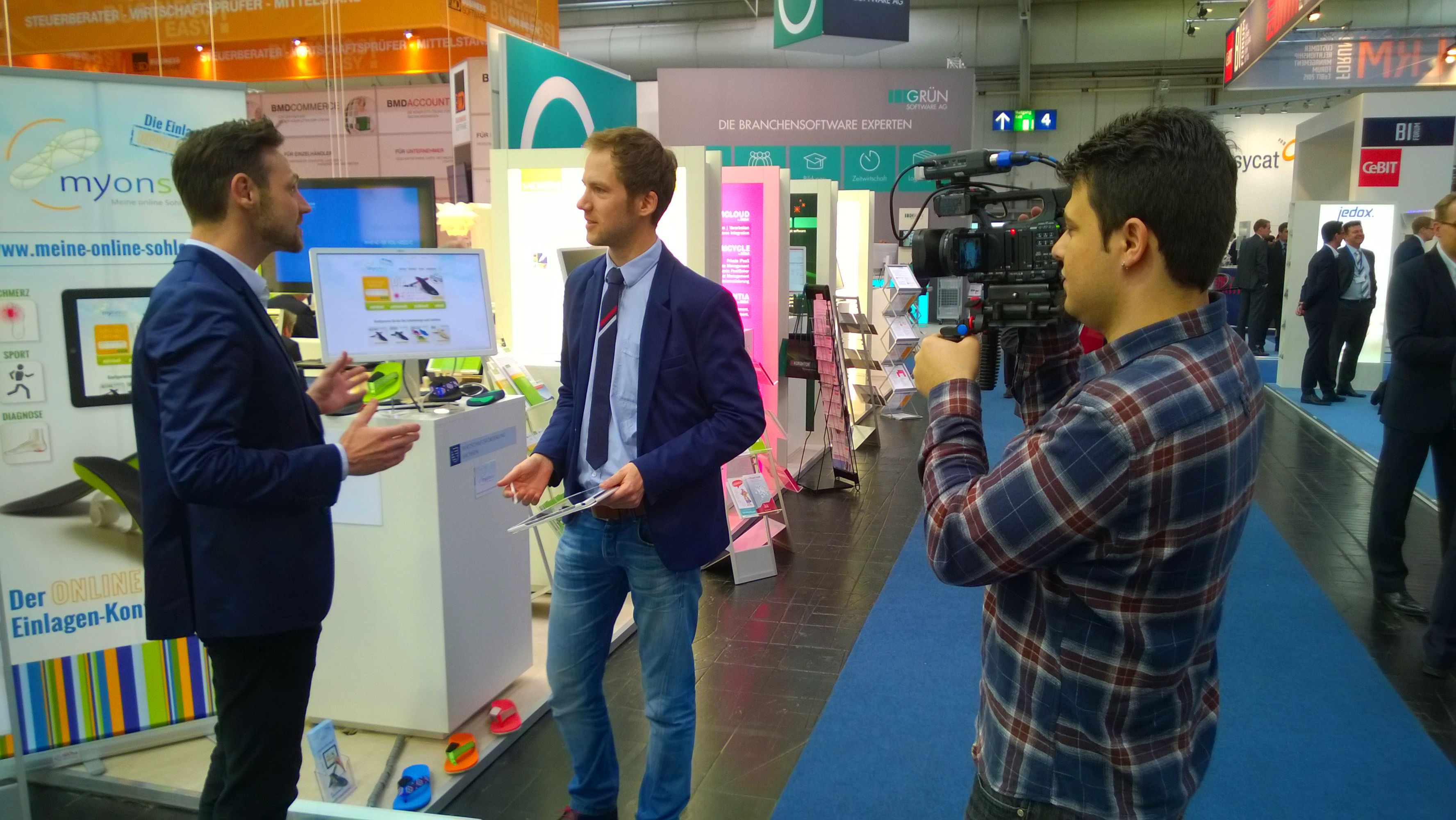 myonso interview cebit Christoph Maetzold 2