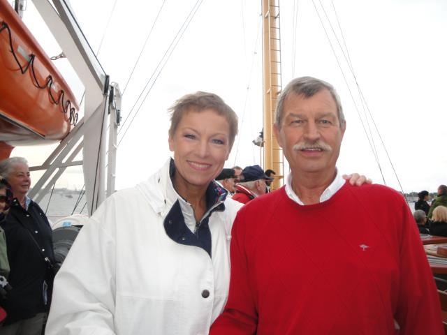 Norbert Fönings Wanderung zur Hanse Sail