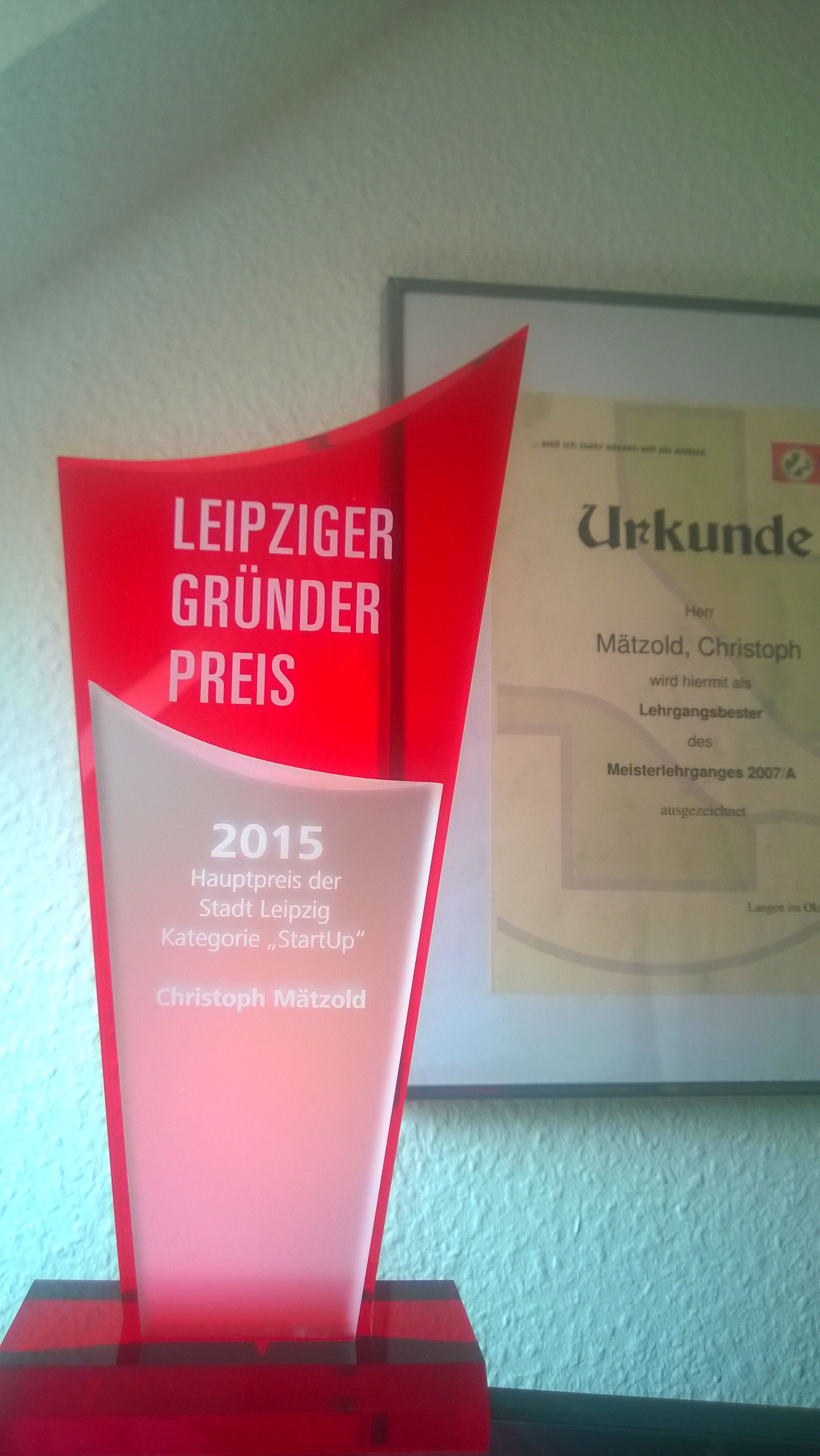 myonso Leipziger Gründerpreis