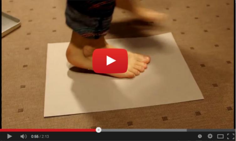 Fußtypbestimmung myonso