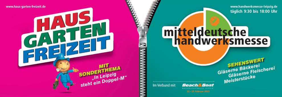 Haus Garten Freizeit Messe Und Mitteldeutsche Handwerksmesse